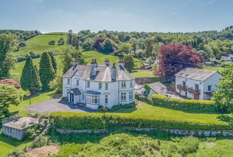 14 Bedrooms Detached House for sale in High Wray Bank with The Beeches, The Chestnuts and The Granary, High Wray, Nr Ambleside