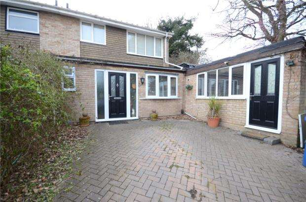 4 Bedrooms Semi Detached House for sale in Bramley Close, Maidenhead, Berkshire