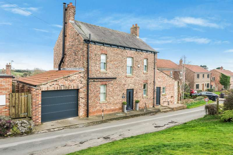 4 Bedrooms Detached House for sale in Back Lane, Copt Hewick, Ripon, HG4 5DB