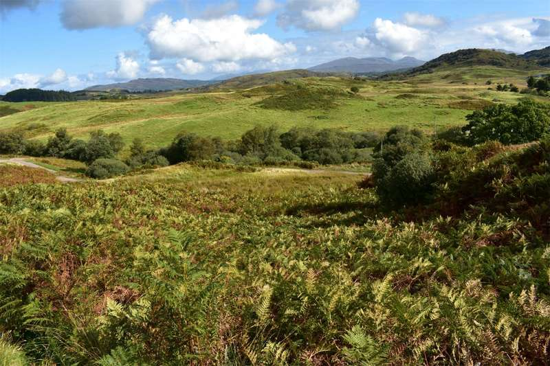 Plot Commercial for sale in Plot 3 By Ballygowan Farm, Glenlonan, Oban, Argyll and Bute, PA34