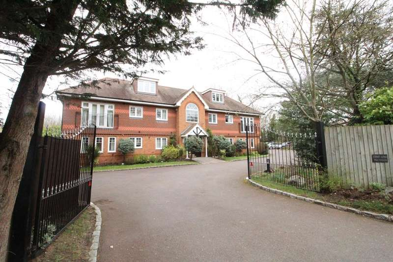 2 Bedrooms Ground Flat for sale in Old Forest Road, Winnersh, Wokingham, RG41 1HX