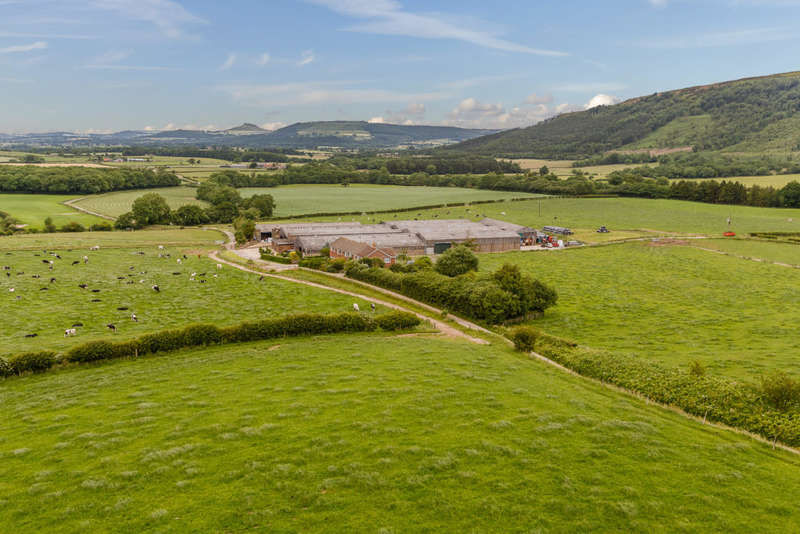 5 Bedrooms Farm Commercial for sale in New Sheepfold Farm , Ingleby Greenhow, Great Ayton , North Yorkshire , TS9 6RQ