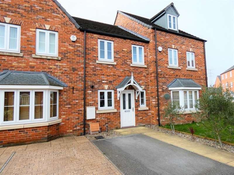 2 Bedrooms Terraced House for sale in Skylark View, Rotherham, South Yorkshire, S63