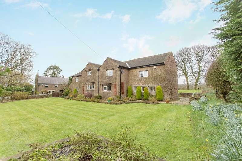 4 Bedrooms Detached House for sale in Jenny Lane, Wheelton, Chorley, PR6