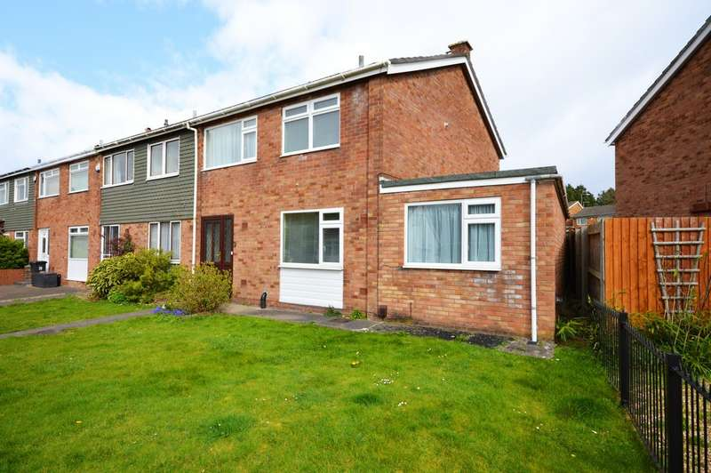 3 Bedrooms End Of Terrace House for sale in Clayfield Road, Brislington, BS4
