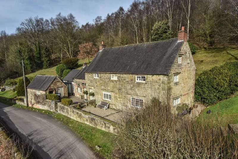 4 Bedrooms Farm House Character Property for sale in Kirk Ireton, Ashbourne