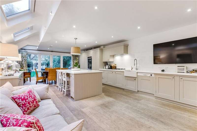 4 Bedrooms Terraced House for sale in Earlsfield Road, Wandsworth, London, SW18