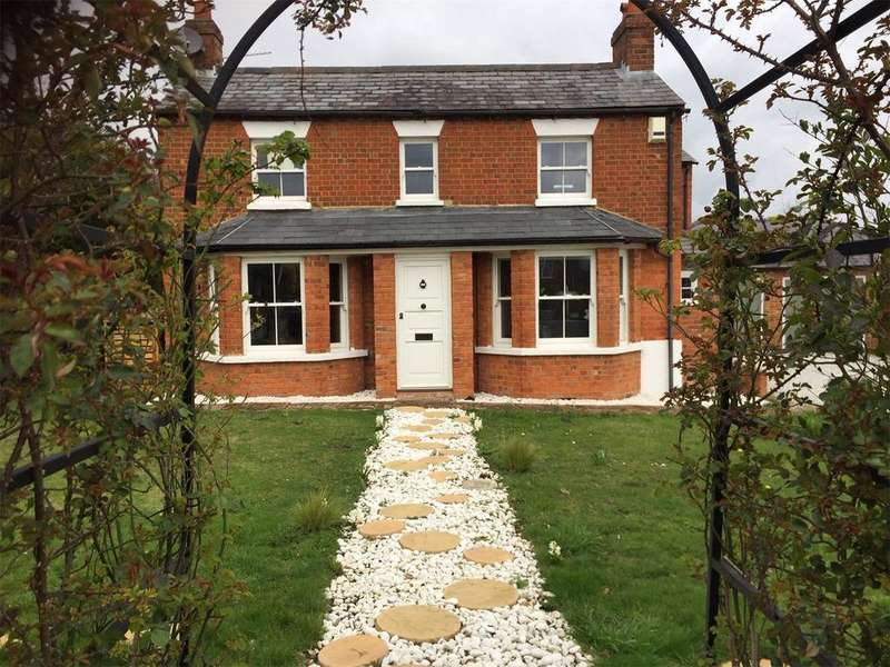 4 Bedrooms Detached House for sale in Forest Road, Binfield, Bracknell, Berkshire, RG42