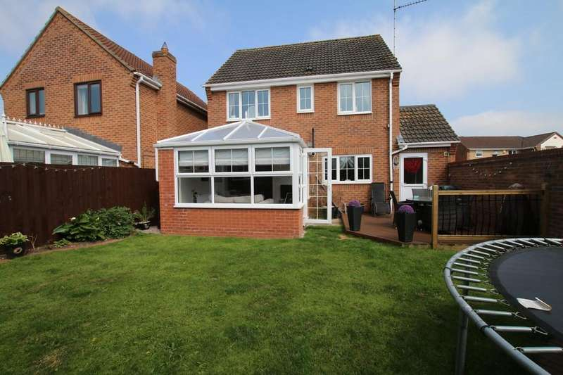 3 Bedrooms Detached House for sale in St. Pauls Drive, Chatteris
