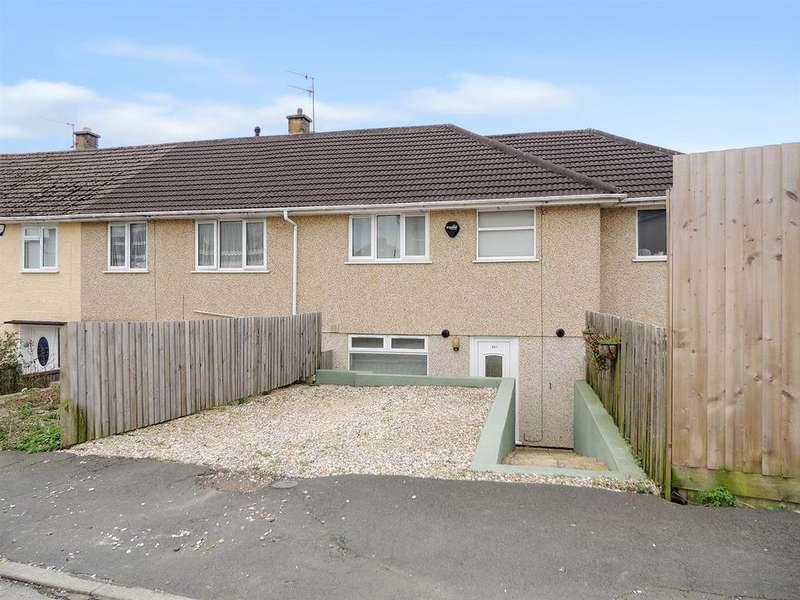 2 Bedrooms Terraced House for sale in Derham Road, Bishopsworth, Bristol