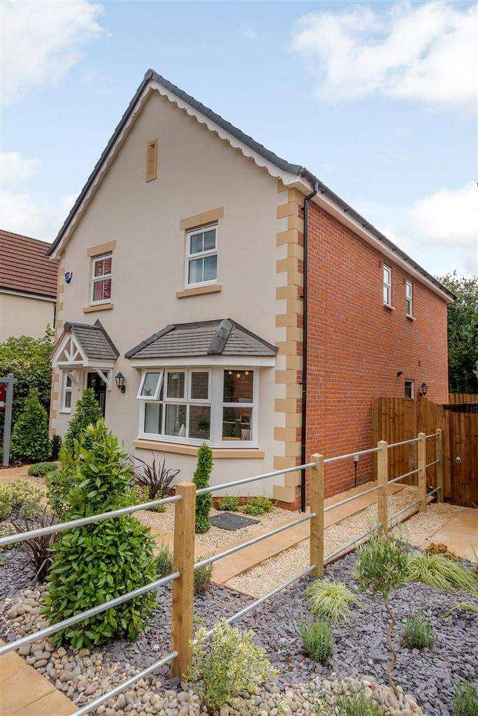 4 Bedrooms House for sale in Rectory Gardens, Maisemore, Gloucester