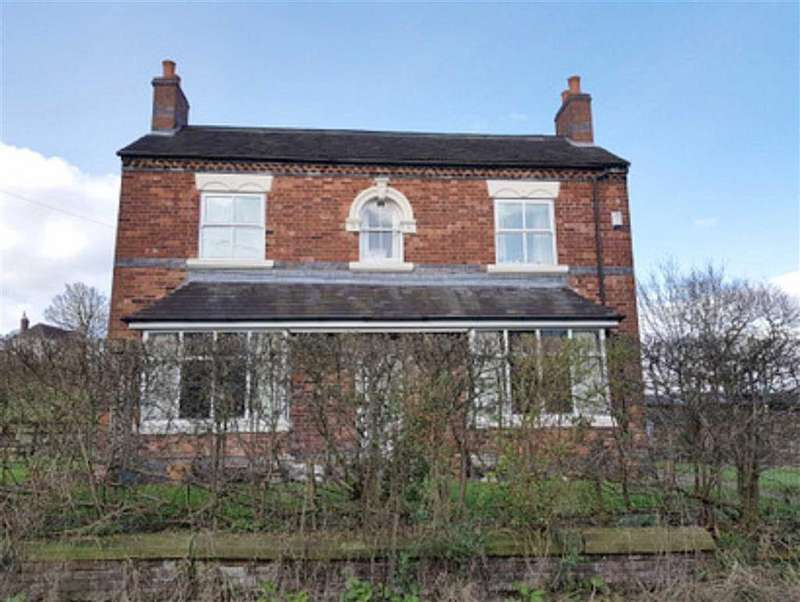 4 Bedrooms Land Commercial for sale in The Village, Stoke On Trent, Staffordshire