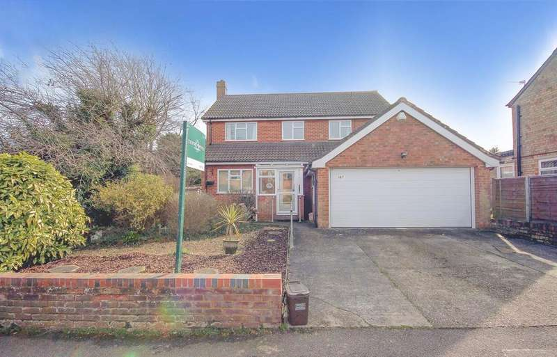 4 Bedrooms Detached House for sale in High Street, Meppershall, SG17