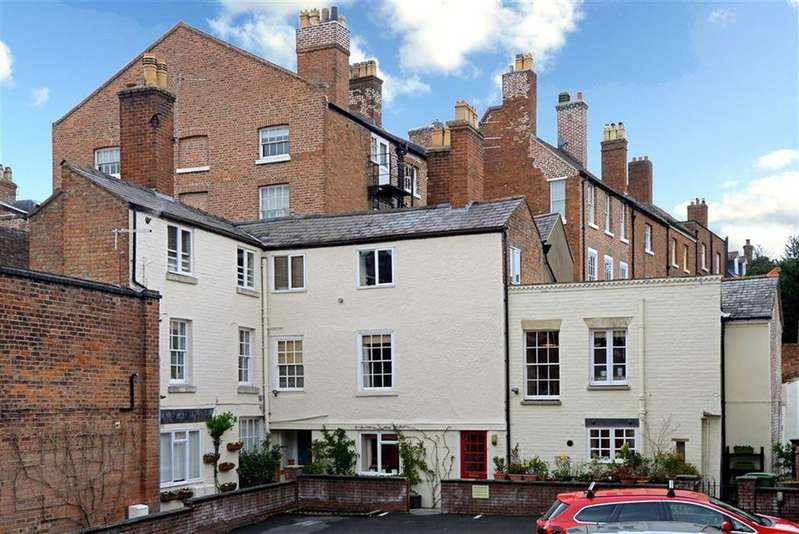 7 Bedrooms Town House for sale in Town Walls, Shrewsbury, Shropshire