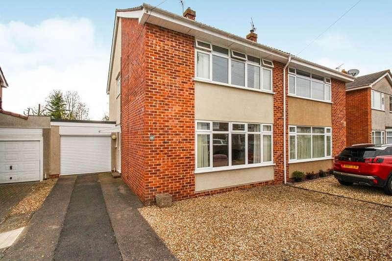 3 Bedrooms Semi Detached House for sale in Park Road, Congresbury, Bristol, BS49