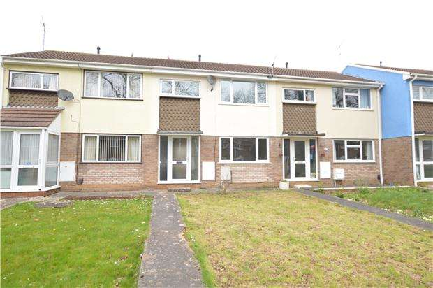 3 Bedrooms Terraced House for sale in Witcombe, Yate, BRISTOL, BS37 8SH