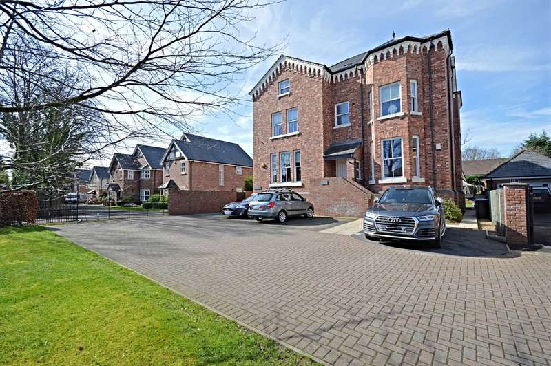 5 Bedrooms Semi Detached House for sale in Swann Lane, Cheadle Hulme