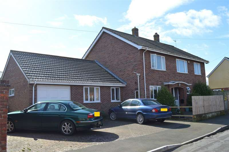 5 Bedrooms Detached House for sale in Golf Links Road, Burnham-on-Sea, Somerset, TA8