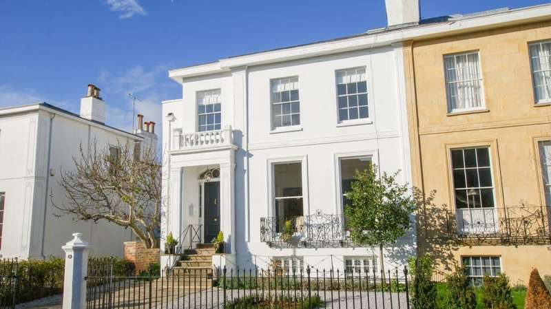 6 Bedrooms Town House for sale in Park Place, Cheltenham, GL50