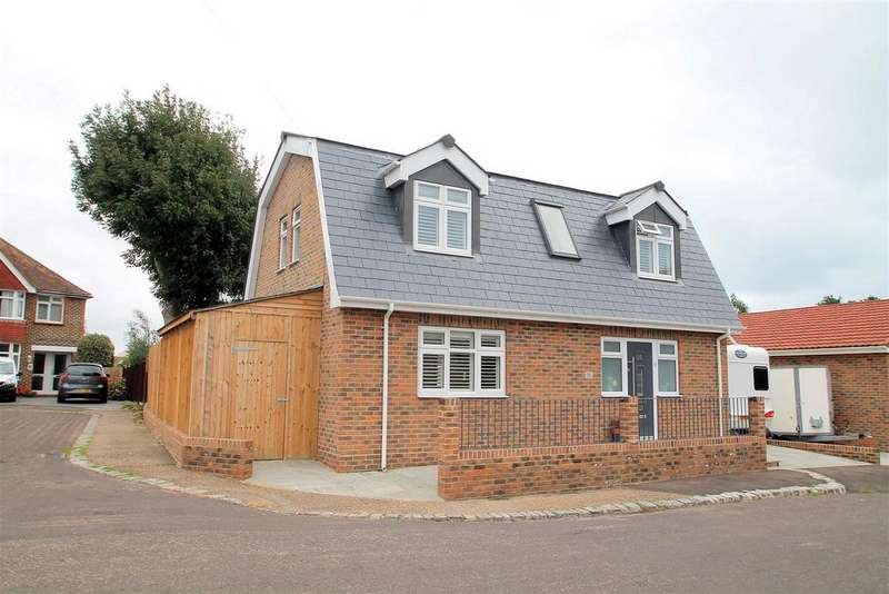 4 Bedrooms Detached House for sale in Sandown Road, Southwick, Brighton