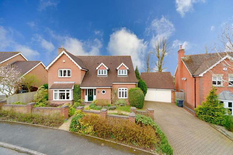 4 Bedrooms Detached House for sale in Littleton Close, Kenilworth