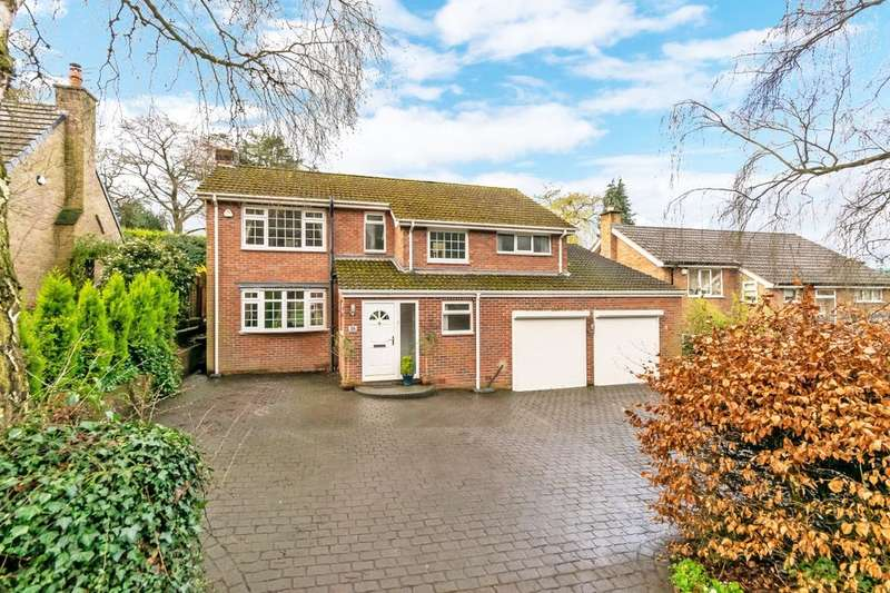 4 Bedrooms Detached House for sale in Carriage Drive, Frodsham, WA6