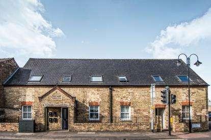 2 Bedrooms Flat for sale in 35 Newnham Street, Ely, Cambridgeshire