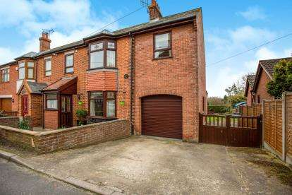 4 Bedrooms Semi Detached House for sale in Reydon, Southwold, Suffolk