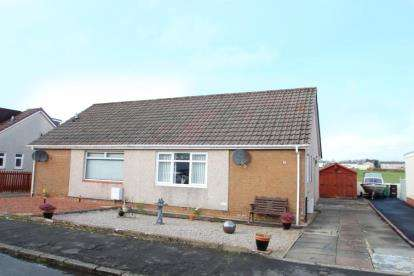 2 Bedrooms Bungalow for sale in Hunter Road, Crosshouse, Kilmarnock, East Ayrshire