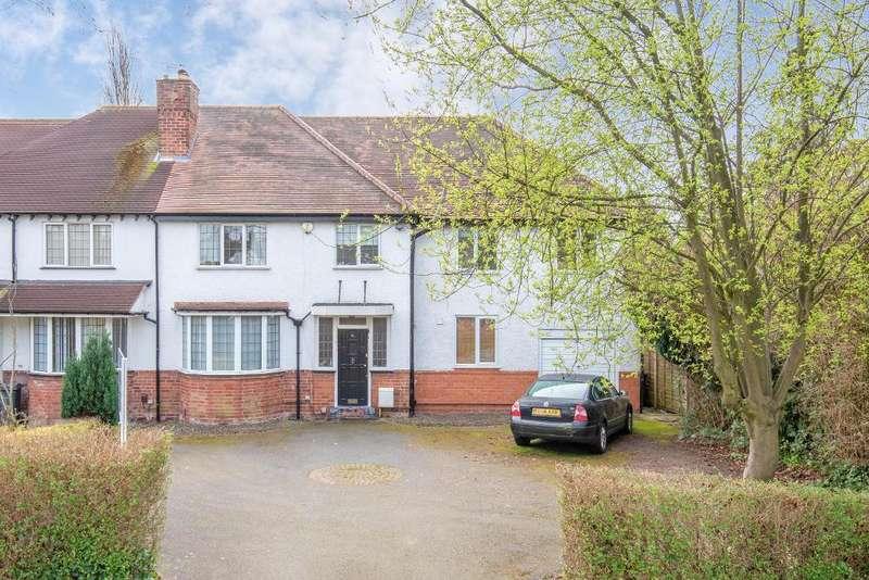 4 Bedrooms Semi Detached House for sale in Croftdown Road, Harborne, Birmingham, B17 8RD