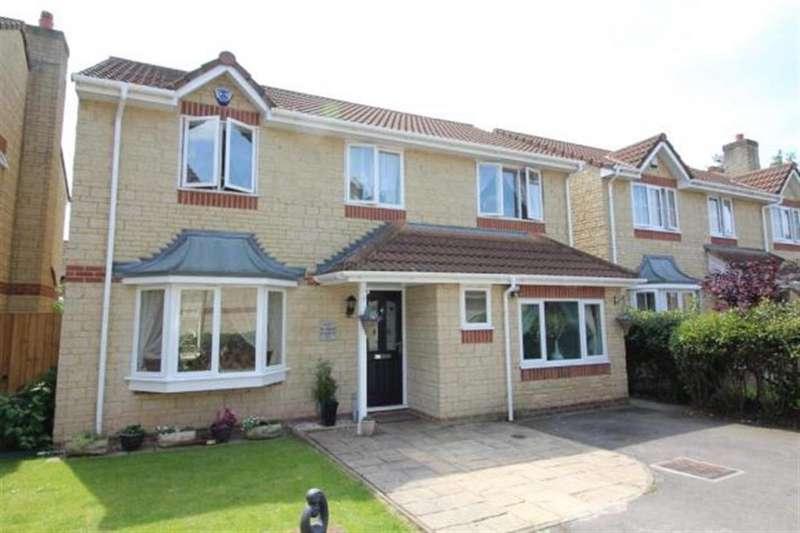 4 Bedrooms Detached House for sale in Barkleys Hill, Stapleton, Bristol, BS16 1AD