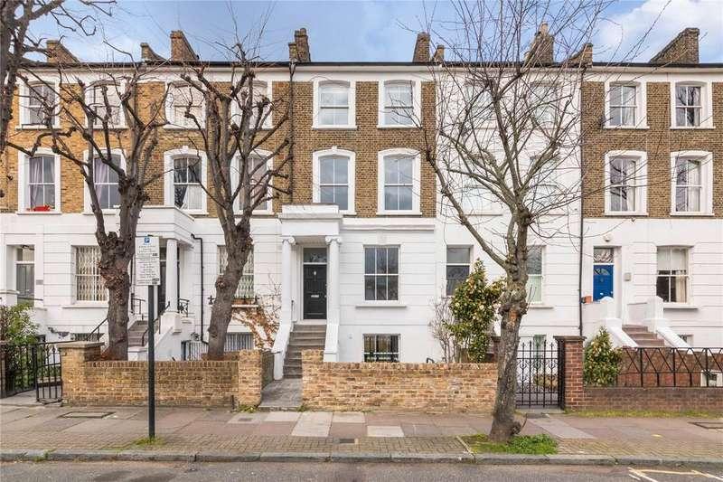 2 Bedrooms Maisonette Flat for sale in Mildmay Grove North, Islington, London