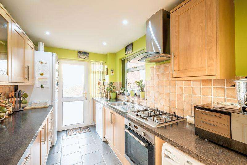 3 Bedrooms Semi Detached House for sale in Family Three Bedroom House On Butely Road, Luton