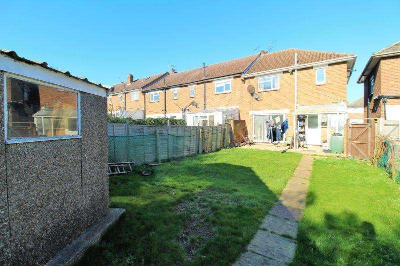 3 Bedrooms End Of Terrace House for sale in CHAIN FREE PROPERTY on Wilsden Avenue