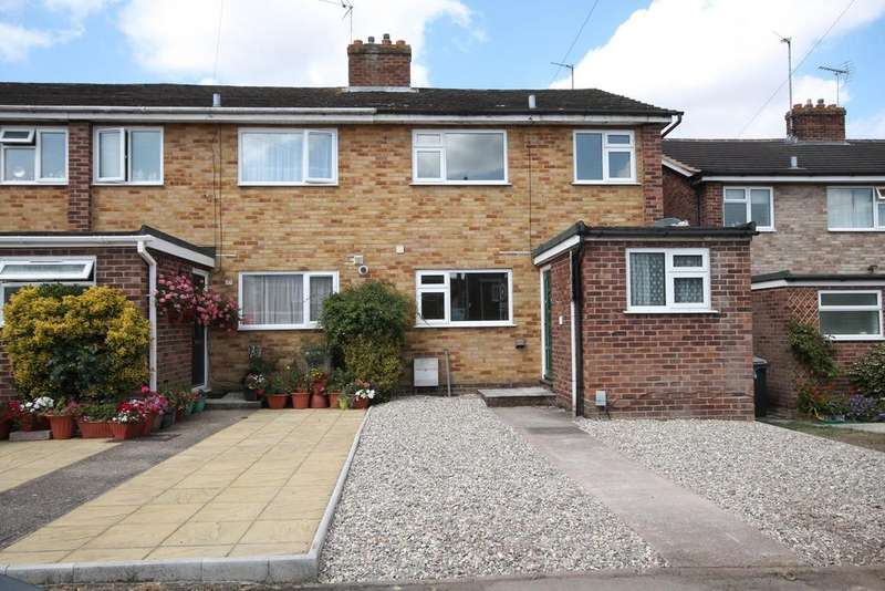 3 Bedrooms End Of Terrace House for sale in Wellington Close, NEWBURY, RG14