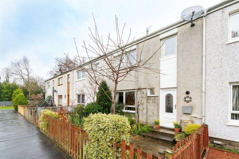 3 Bedrooms Terraced House for sale in 4 Honeysuckle Park, Ayr, KA7 3YA