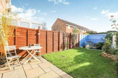 2 Bedrooms Terraced House for sale in Franklin Road, Biggleswade, Bedfordshire