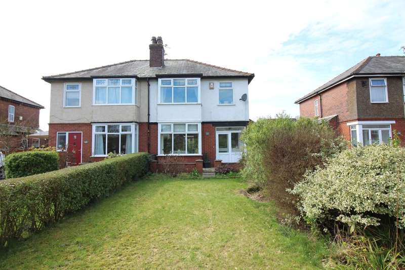 3 Bedrooms Semi Detached House for sale in Walmersley Road, Bury, BL9