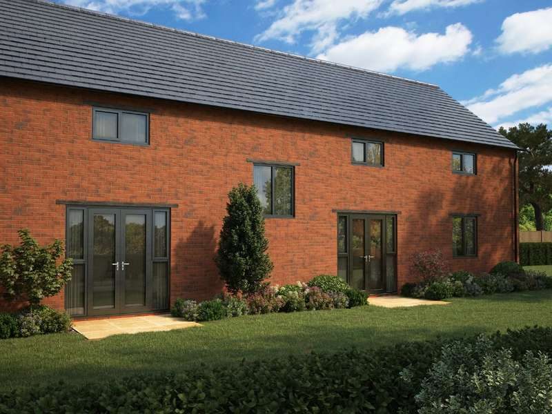 4 Bedrooms Detached House for sale in Plot 16 The Belmont The Orchard, Norton