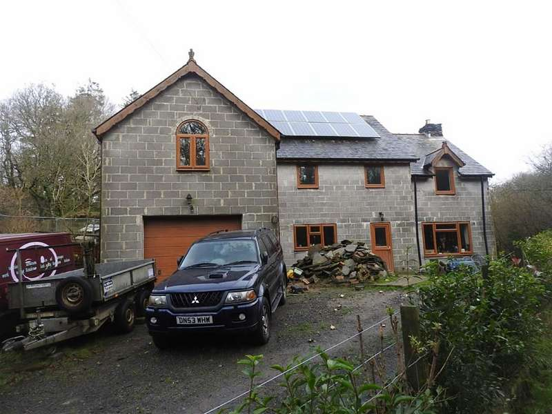 4 Bedrooms Detached House for sale in STAR, Pembrokeshire