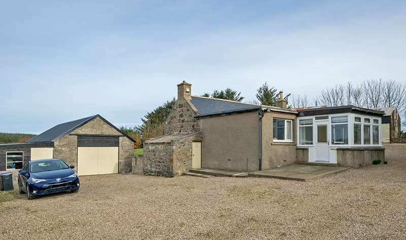 3 Bedrooms Detached House for sale in Cuttyhill, Rora, Aberdeenshire, AB42