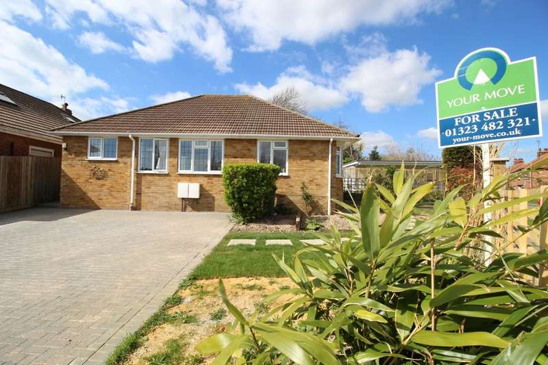 3 Bedrooms Detached Bungalow for sale in Valley Road, Newhaven, BN9