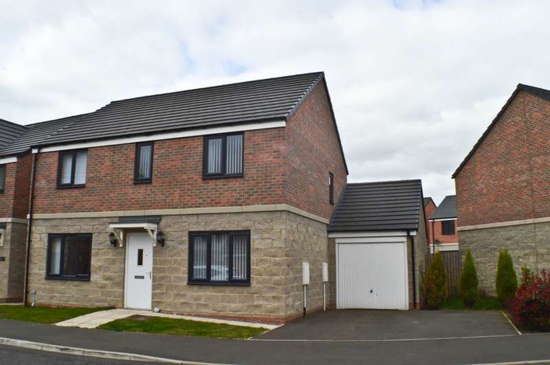 4 Bedrooms Detached House for sale in King Oswald Drive, Blaydon, NE21