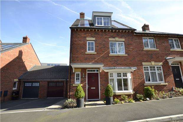 4 Bedrooms Semi Detached House for sale in Thornfield Road, Bristol, BS10 6FB