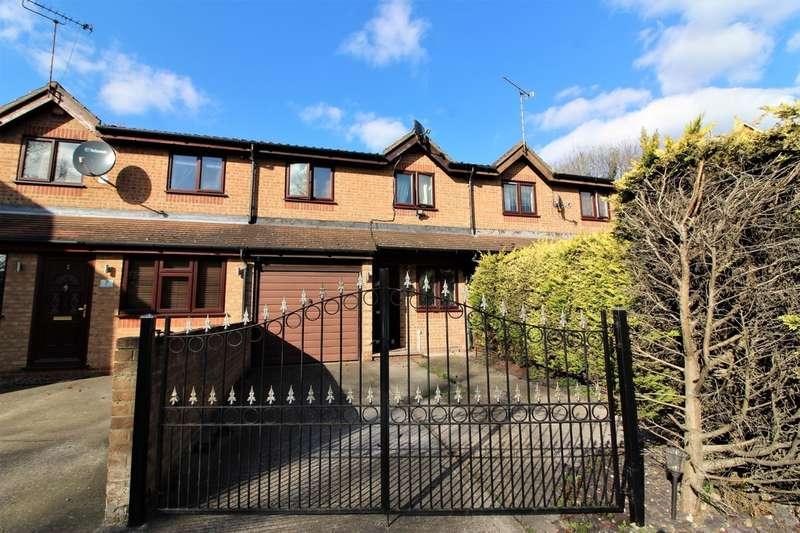 3 Bedrooms Terraced House for sale in Linnet Way, Purfleet