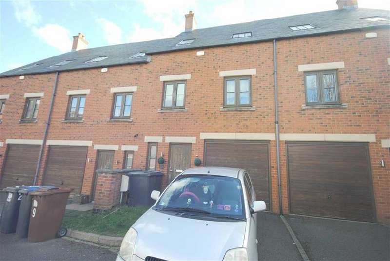 4 Bedrooms Town House for sale in The Quarters, Hinckley, Leicestershire