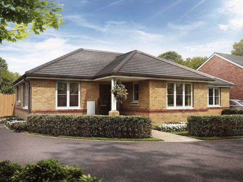 3 Bedrooms Bungalow for sale in Horncastle Rise, Horncastle