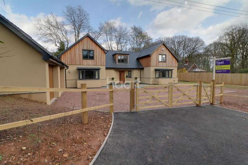 4 Bedrooms Detached House for sale in Kimberley, The Narth, Monmouthshire