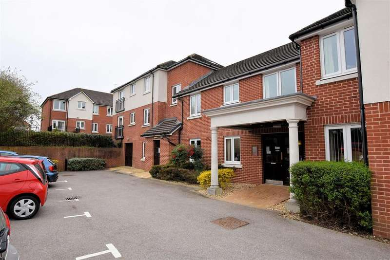 2 Bedrooms Retirement Property for sale in Sheppard Court, Tilehurst, Reading