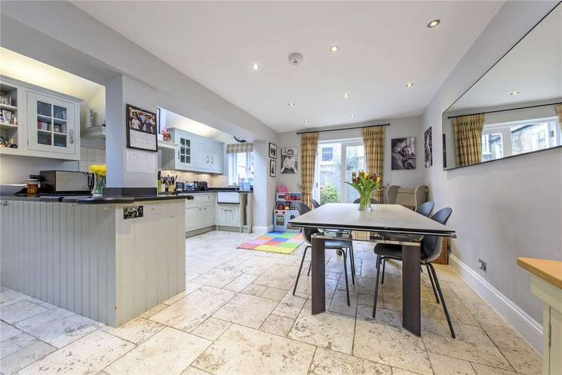 5 Bedrooms Terraced House for sale in Burland Road, London, SW11